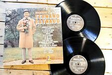 HOMMAGE A FERNAND RAYNAUD 2 LP 33T VINYLE EX COVER EX ORIGINAL