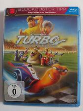 Turbo - Kleine Schnecke, großer Traum - Dreamworks Animation - Rennfahrer Duell