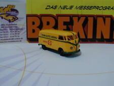 VW Pkw Modellautos, - LKWs & -Busse aus Kunststoff T1