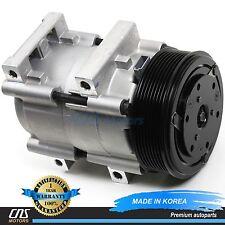 New AC Compressor w/ Clutch 58161 FS10 89-03 Ford F-250 F-350 F-450 Mercury