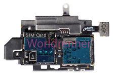 SD SIM Flex Lector Tarjetas Memória Connector Memory Reader Samsung Galaxy S3