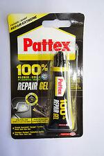 Pattex Repair Gel 100% Repair Extreme,20g Lösemittelfrei,Wasserdicht, Elastisch