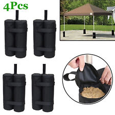 More details for 4 xgazebo feet foot leg pole sandbag anchor weights marquee stall tent sand bags