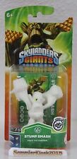 White Flocked Stump Smash - Skylanders Giants Figur Series 2 RARE Chase Variante