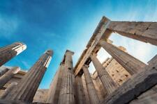 Acropolis of Athens Greece Photo Art Print Mural inch Poster 36x54 inch