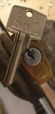 Restricted Abus 83/45 Padlock With Key For Locksport Locksmith Or Collector...