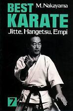 Best Karate, Vol.7: Jutte, Hangetsu, Empi (Paperback or Softback)