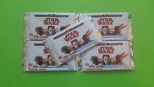 Topps - Die Reise zu Star Wars: Die letzten Jedi 5 Booster 25 Karten