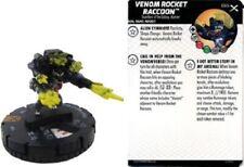 Marvel Heroclix-Tierra X-Venom Rocket Raccoon #065 - Chaser Chase Raro