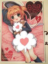 Cardcaptor Sakura Doujinshi You Nagisawa Shimashima System Sakurabu Love 2