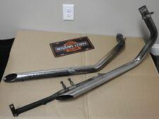 Harley Davidson XLH Ironhead Sportster 900 -1000 Exhaust Hanger Mount Bracket