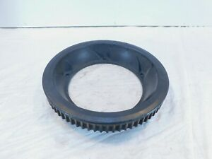 2002-2010 Buell Blast 500 Rear Wheel Drive Belt Pulley Drive Sprocket - 80 Tooth