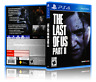 The Last of Us: Part II - Replacement PS4 Cover and Case. NO GAME!!