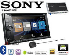 Sony CDX-GT700D USB/MP3/CD Player In Dash Receiver