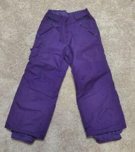Champion Insulated Ski Snow Boarding Pants Girls Size XS 4-5