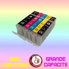 LOT 5 CARTOUCHES COMPATIBLES CANON PGI-570XL / CLI-571XL / PGI570 / CLI571