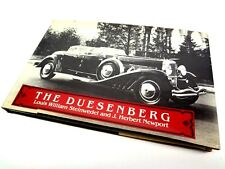 The Duesenberg by Louis William Steinwedel and J. Herbert Newport - Book SJ SSJ