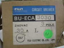 FUJI ELECTRIC CIRCUIT BREAKER  30A BU-ECA3030 *NEW IN BOX*