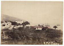 Portugal Madère Madeira Albumine Vintage ca 1880