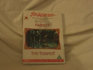 Shakespeare - The Animated Tales Collection Vol.3 (DVD, 2007)