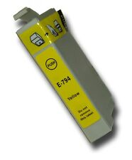 1 Yellow Compatible Non-OEM T0794 'Owl' Ink Cartridge with Epson Stylus 1500W