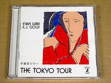 CD Evan Lurie E.J. Gold The Tokyo Tour Japan Only 1990 Gateways Music