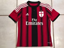 ADIDAS AC Milan 2014/2015 Jersey Youth Medium