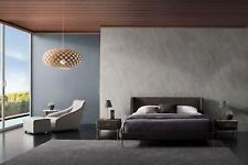 Bett Polster Betten Design Luxus Doppel Hotel Ehe 180x200cm Schlaf Zimmer Leder