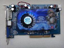 Sapphire ATi Radeon HD2600 PRO 512MB 128Bit DDR2 AGP 8x DVI/VGA/TV tarjeta de gráficos