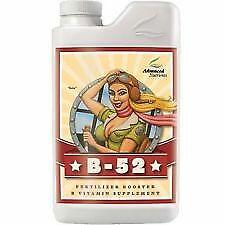Advanced Nutrients B-52 1 Liter - fertilizer booster bloom vitamins enhancer