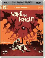 Wake in Fright (Masters of Cinema) (Dual Format Edition) [Blu-ray + DVD] [1971]