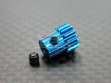 TEAM ASSOCIATED RC18T MT 14T BLUE ALUMINUM MOTOR DRIVE GEAR GPM NEW AR014T