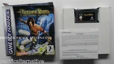 PRINCE OF PERSIA The Sands Of Time nintendo game boy advance sable temps BOITE