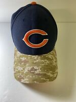 Chicago Bears New Era NFL Baseball Hat GSH Adjustable