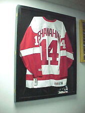 Baseball / Footbal / Hockey Sports Jersey Display Case Large QVCB Jersey Frame