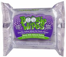 Boogie Wipes Grape Scent 30 Wipes