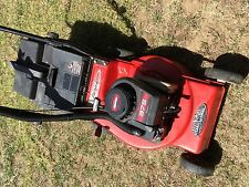 ROVER 3.75hp 4 STROKE LAWN MOWER & CATCHER  LILYDALE