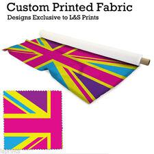 Tessuti e stoffe multicolore raso per hobby creativi