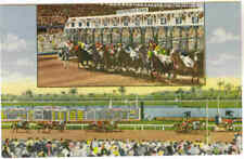 GULFSTREAM PARK, HOME OF FLORIDA DERBY, HORSERACING OUTSIDE OF MIAMI FLORIDA POS
