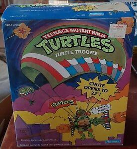 1988 Vintage Teenage Mutant Ninja Turtle Trooper by Playmates, factory sealed