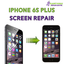 iPhone 6s Plus Black  White Replacement LCD & TOUCH SCREEN Repair Fix Same day