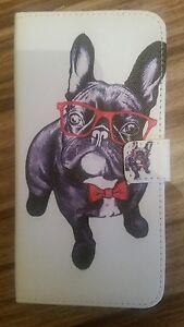 I phone 6s phone case (pug with glasses) UK seller