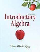 Developmental Math: Introductory Algebra by Elayn Martin-Gay 4th edition