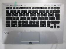 Sony Vaio VPCSB Tastatur mit Rahmen Touchpad DE  P/N: 9Z.N6BBF.00G  9Z.N6BLF.101