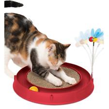 Catit Cat Scratcher Play n Scratcher Toy - optional Spare Cardboard