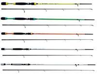 Shizuka SH1400 1,80m-3,00m nach Wahl Carbon Spinnrute Hecht Zander Forellen Rute