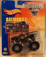 Hot Wheels 2003 Monster Jam #7 Batmobile Small Tires/Metal Base Batman MOC