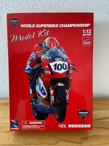 NewRay Ducati World SuperBike Champioship #999 F03 Neil Hodgson Model Kid  Rar