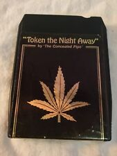 Vintage Unused 1977 Token The Night Away By The Concealed Pipe