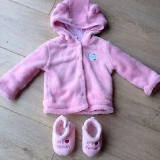 Disney No Pattern Girls' Coats, Jackets & Snowsuits (0-24 Months)